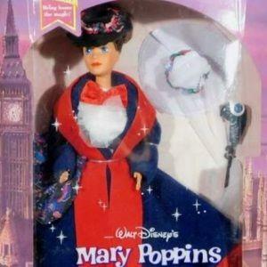 1993 Mary Poppins Barbie